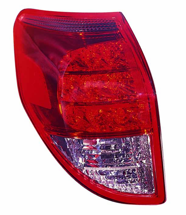 Toyota RAV4 2006 2007 2008 tail light left driver