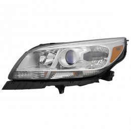 Chevrolet Malibu 2013 2014 2015 left driver headlight LT LTZ model