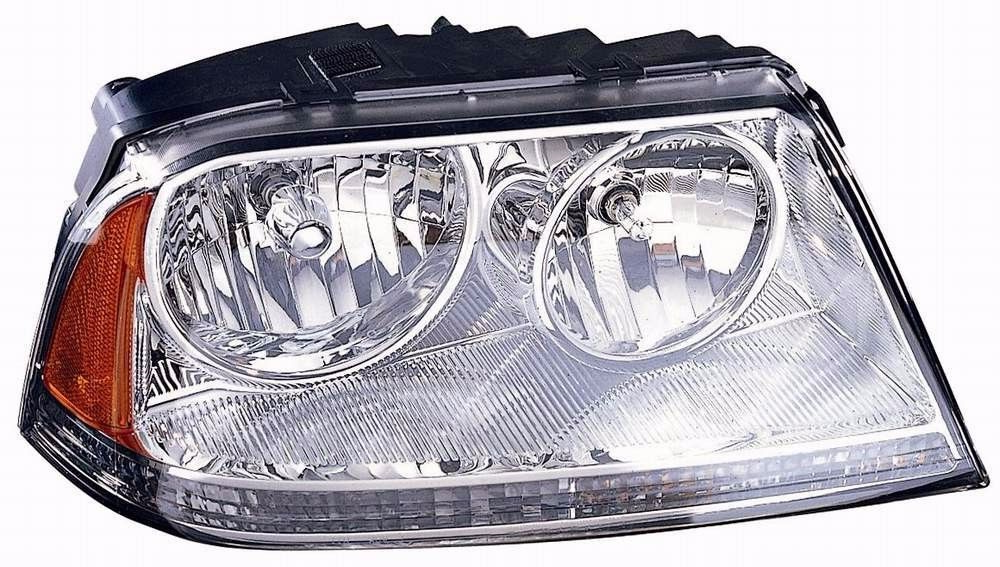 Lincoln Aviator 2003 2004 2005 right passenger headlight