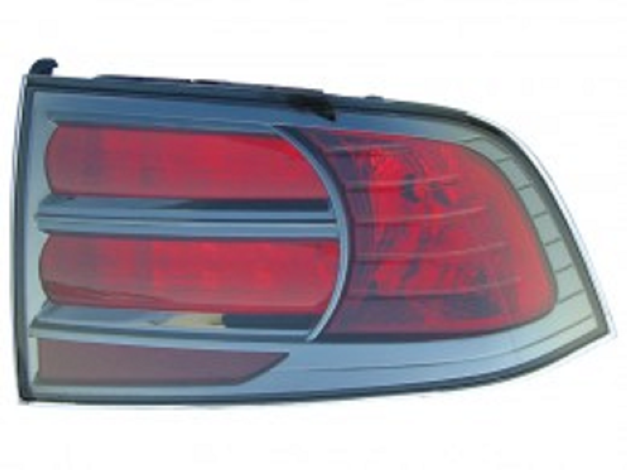 Acura TL 2007 2008 tail light right passenger S model