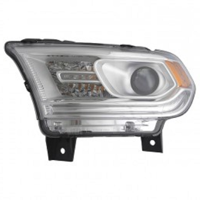 Dodge Durango SXT / SXT Plus 2014 2015 2016 2017 2018 left driver headlight
