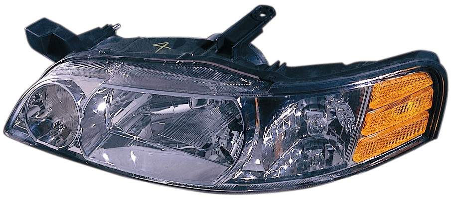 Nissan Altima 2000 2001 left driver headlight