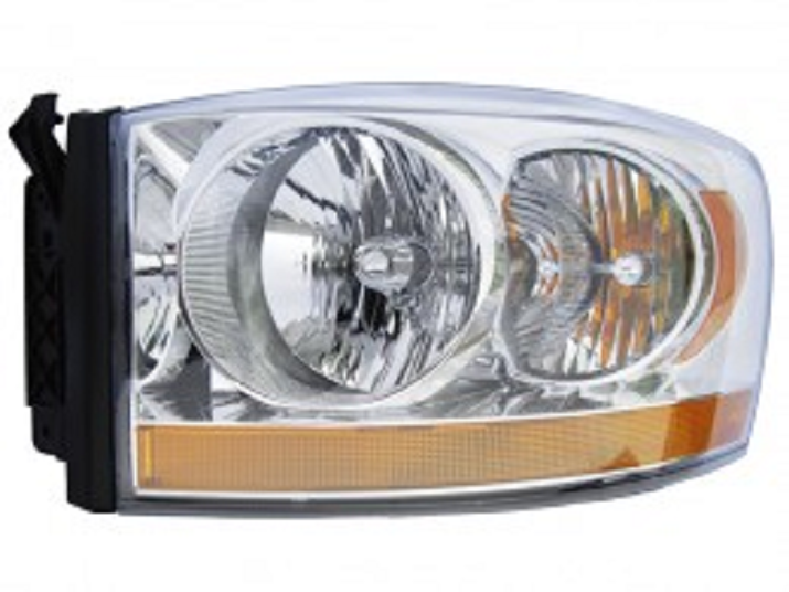 Dodge RAM 1500/2500/3500 2006 left driver headlight