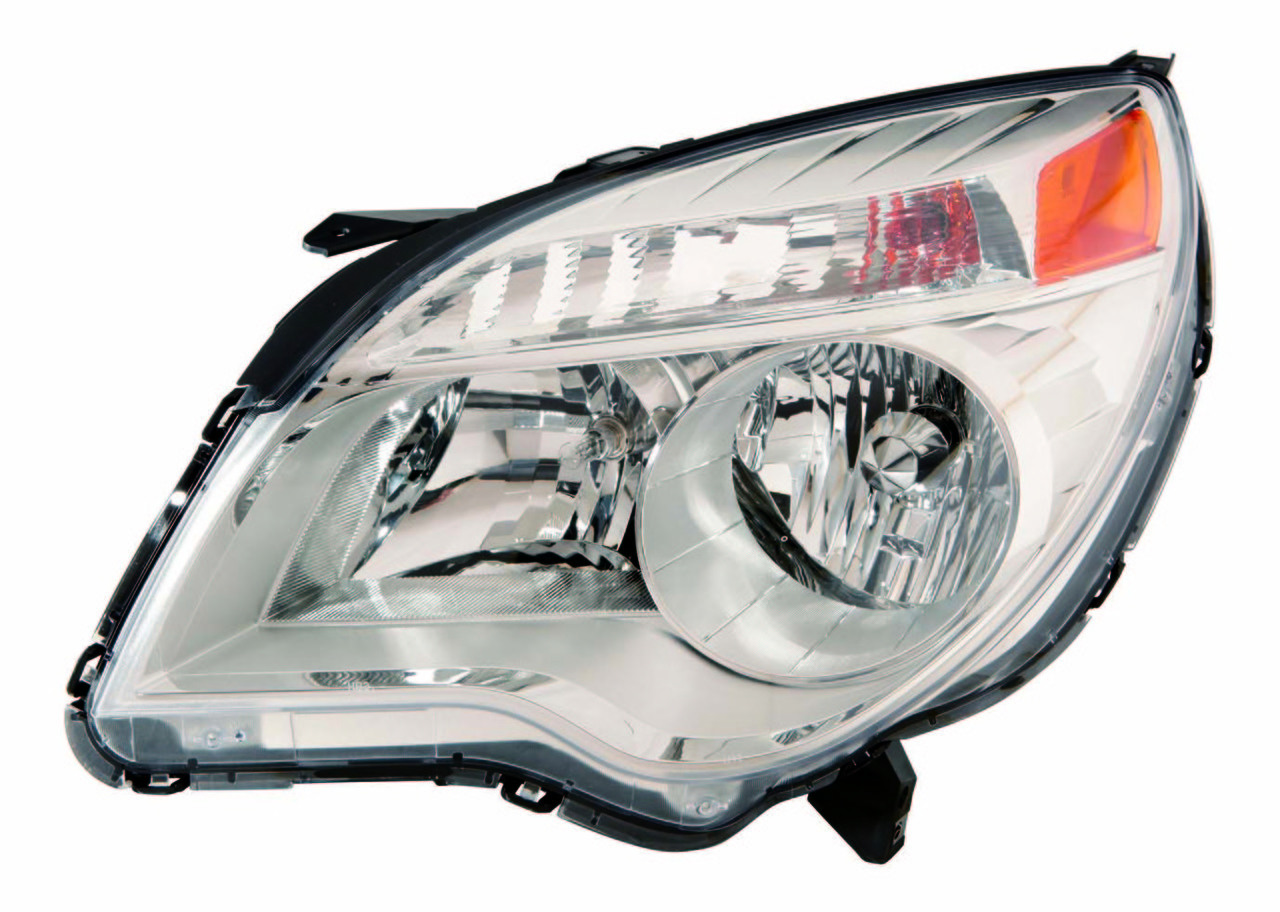 Chevrolet Equinox 2010 2011 2012 2013 2014 left driver headlight
