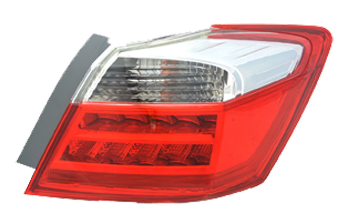 Honda Accord Sedan 2013 2014 2015 tail light right passenger outer LED type