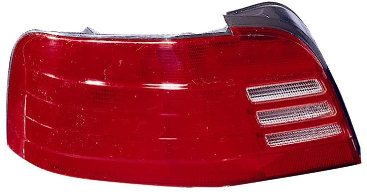 Mitsubishi Galant 1999 2000 2001 tail light left driver
