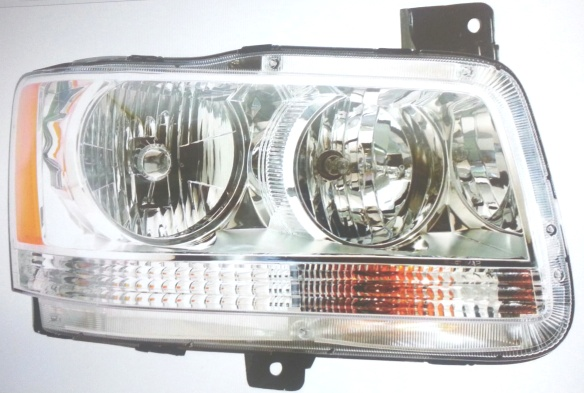 Dodge Magnum 2008 2009 right passenger headlight