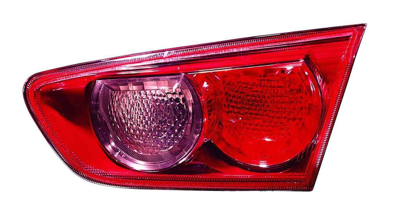 Mitsubishi Lancer 2008 2009 tail light inner right passenger