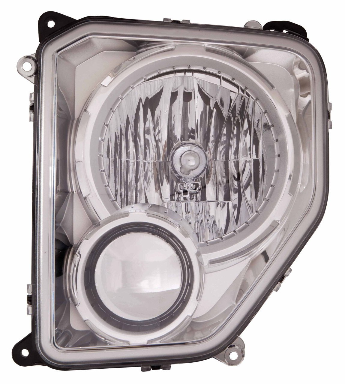 Jeep Liberty 2008 2009 2010 2011 2012 left driver headlight (no fog lamp)
