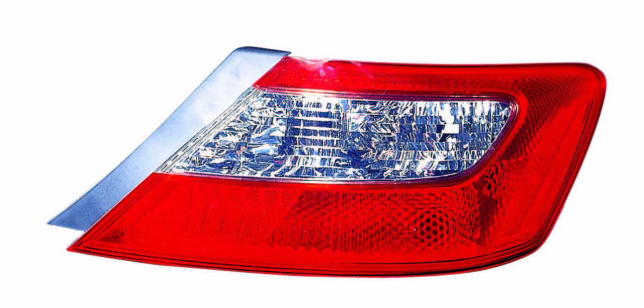 Honda Civic Coupe 2009 2010 2011 tail light right passenger