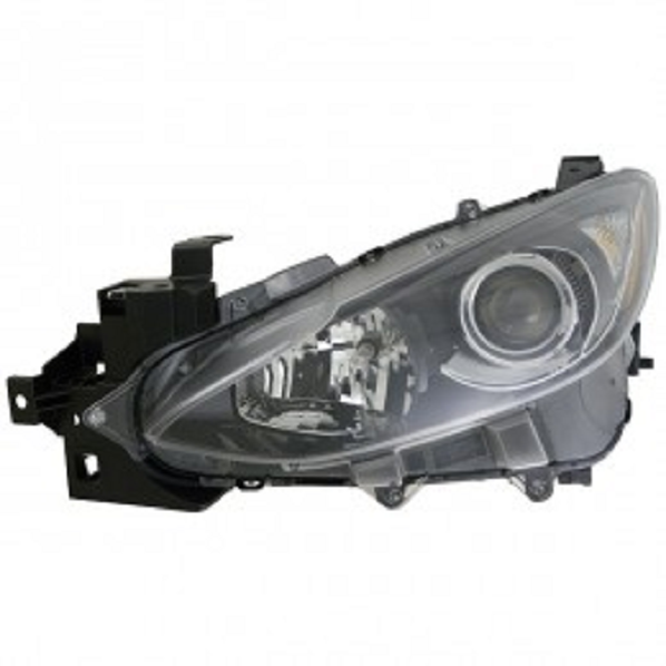 Mazda 3 sedan 2014 2015 2016 left driver headlight