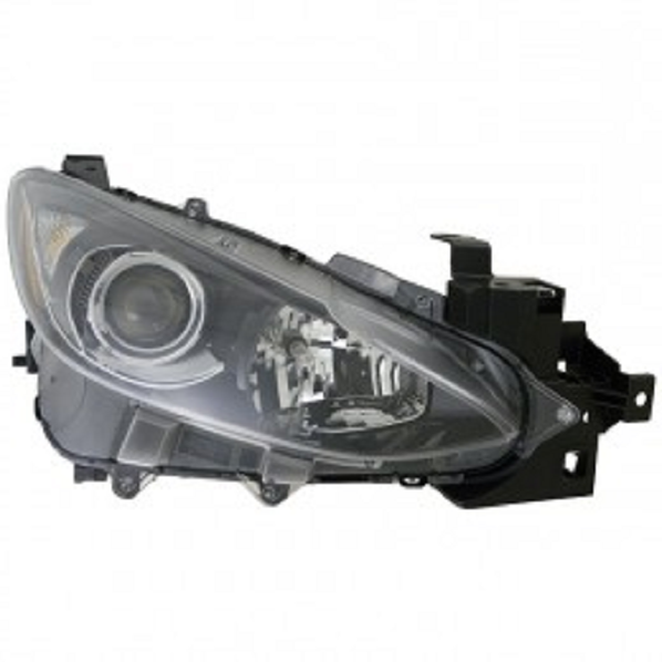 Mazda 3 sedan 2014 2015 2016 right passenger headlight