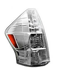 Toyota Prius V 2012 2013 2014 left driver tail light