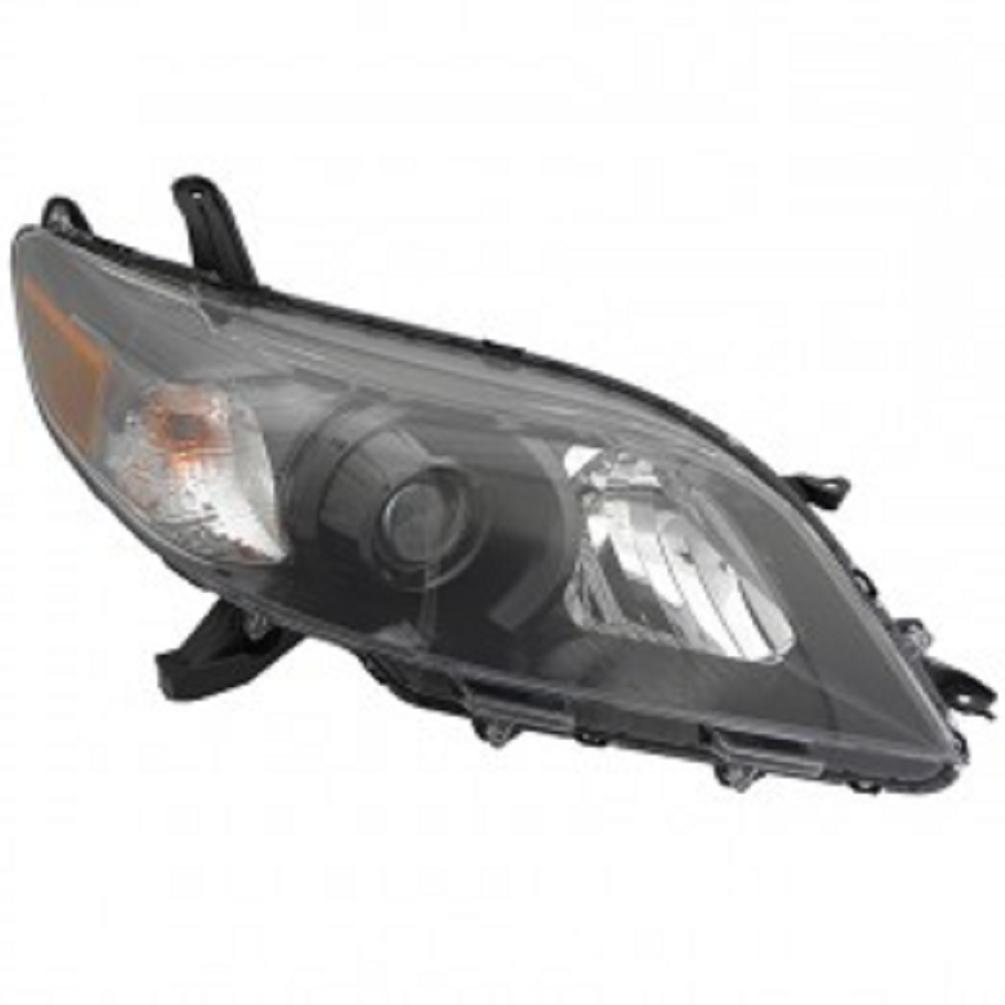 Toyota Sienna 2011 2012 2013 2014 right passenger headlight SE / Sport model