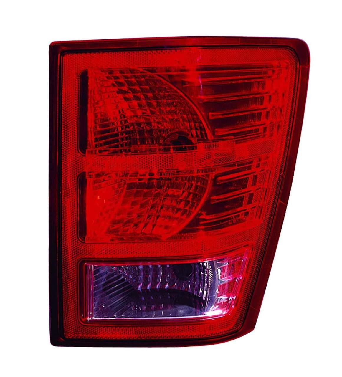 Jeep Grand Cherokee 2007 2008 2009 2010 tail light right passenger
