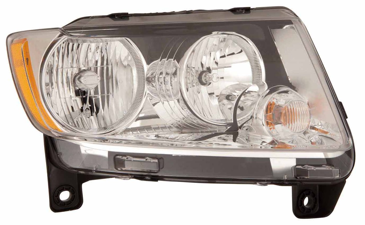 Jeep Grand Cherokee 2011 2012 2013 right passenger headlight