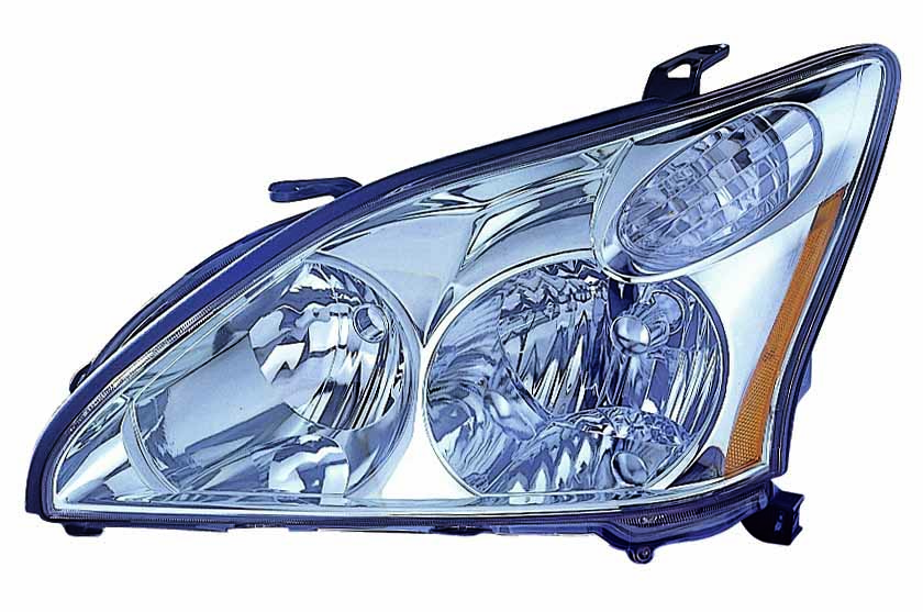 Lexus RX330 / RX350 2004 2005 2006 2007 2008 2009 left driver headlight