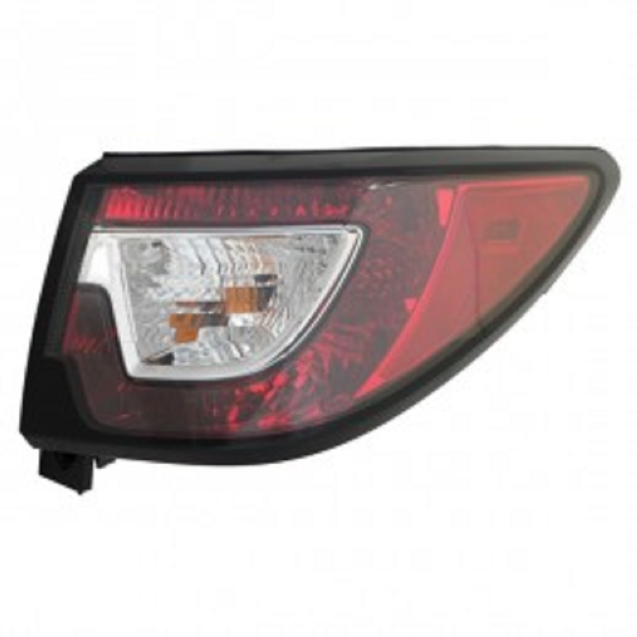 Chevrolet Traverse 2013 2014 tail light outer right passenger
