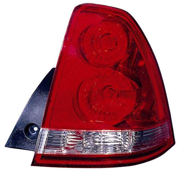 Chevrolet Malibu Wagon 2004 2005 2006 2007 tail light right passenger