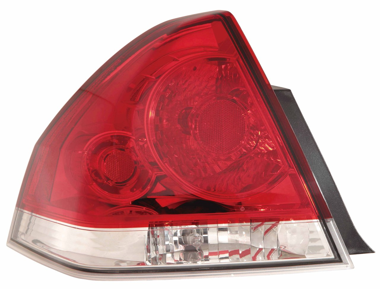 Chevrolet Impala 2006 2007 2008 2009 tail light left driver