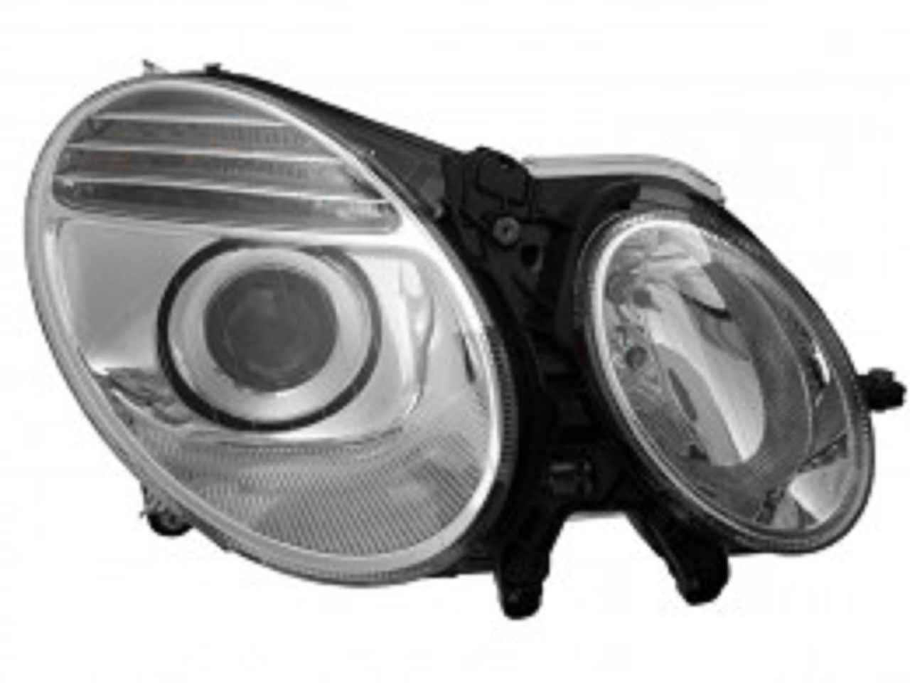 Mercedes Benz E class W211 sedan & wagon 2007 2008 2009 right passenger headlight
