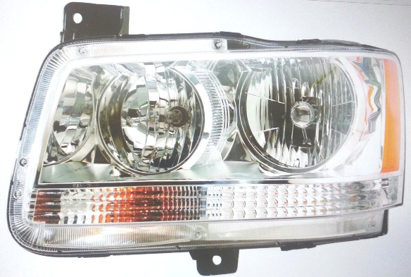 Dodge Magnum 2008 2009 left driver headlight