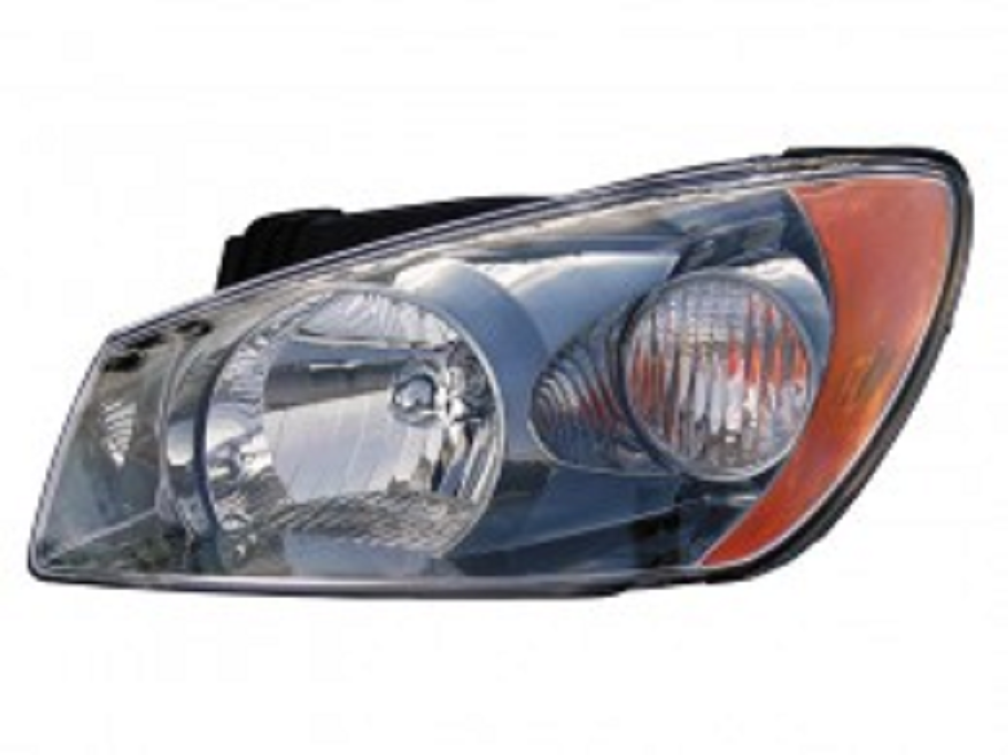Kia Spectra Sedan 2004 2005 2006 left driver headlight