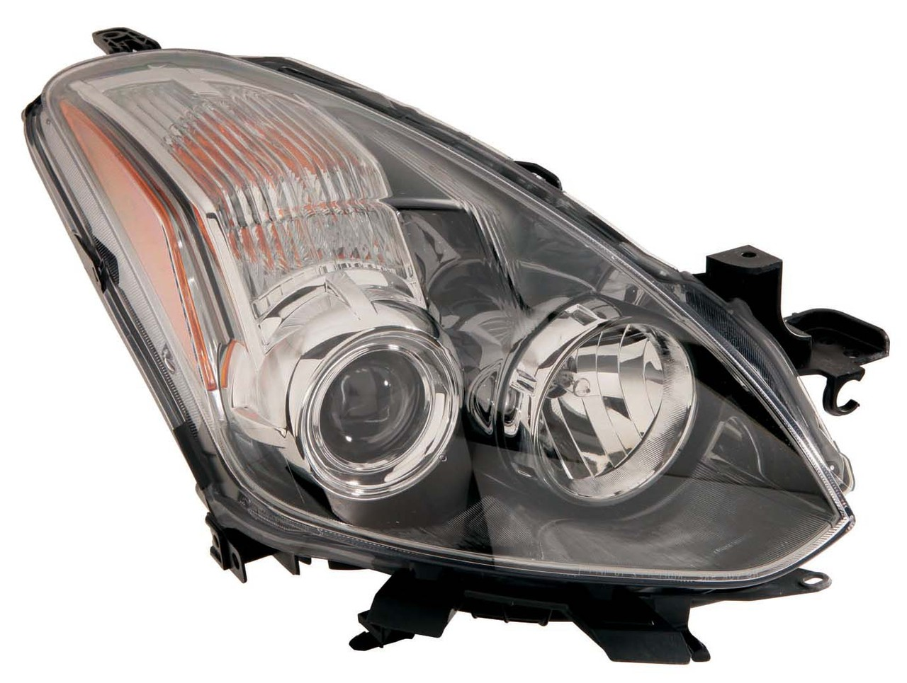 Nissan Altima Coupe 2010 2011 2012 2013 right passenger headlight