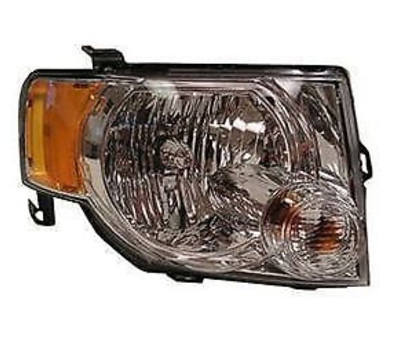 Ford Escape 2008 2009 2010 2011 2012 right passenger headlight
