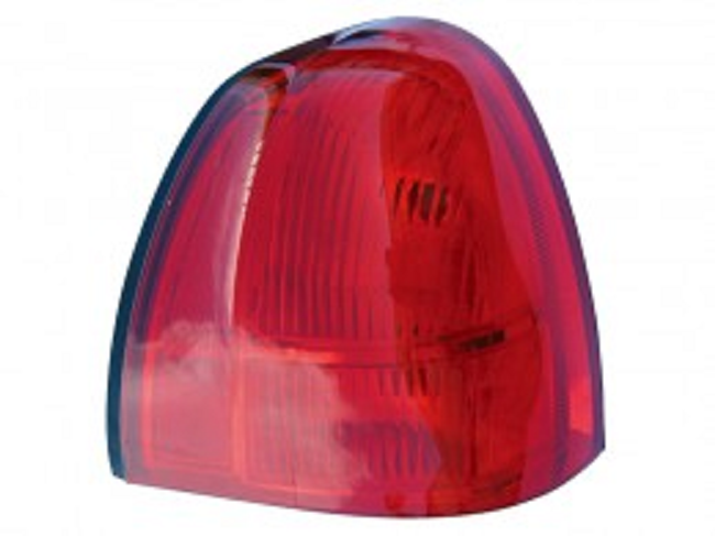 Lincoln Town Car 2006 2007 2008 2009 2010 2011 tail light right passenger