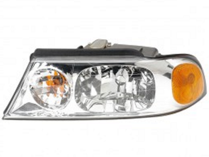 Lincoln Navigator 1998 1999 2000 2001 2002 left driver headlight