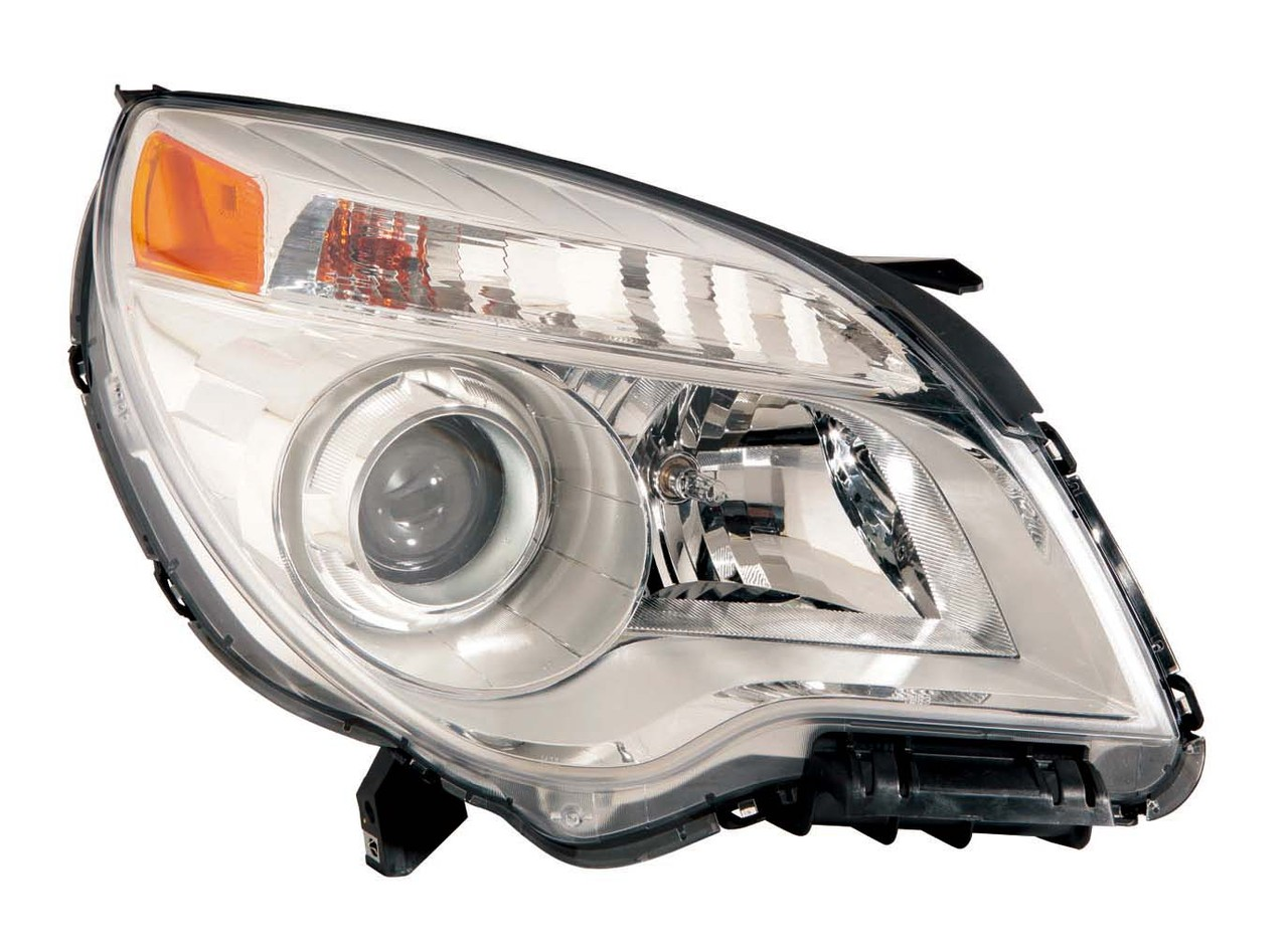 Chevrolet Equinox 2010 2011 2012 2013 2014 right passenger headlight LTZ model