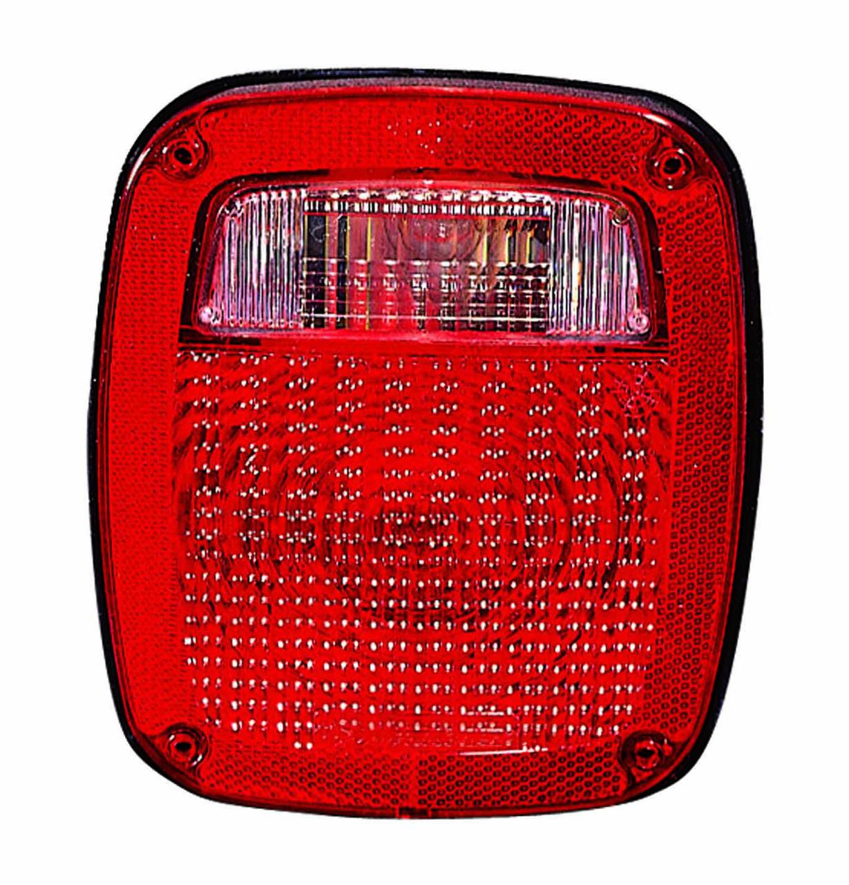Jeep Wrangler 1993 1994 1995 1996 1997 1998 1999 right passenger tail light