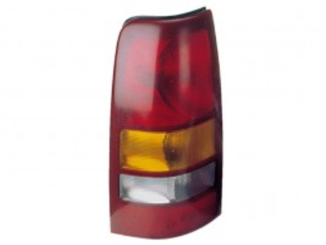GMC Sierra 1500/2500 1999 2000 2001 2002 2003 tail light left driver