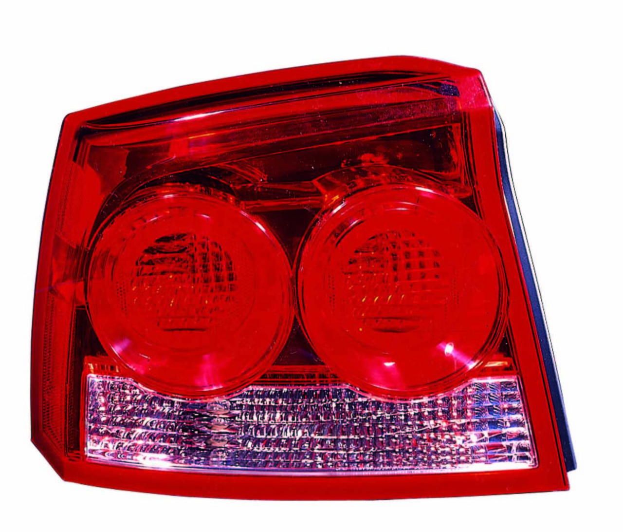 Dodge Charger 2009 2010 tail light left driver