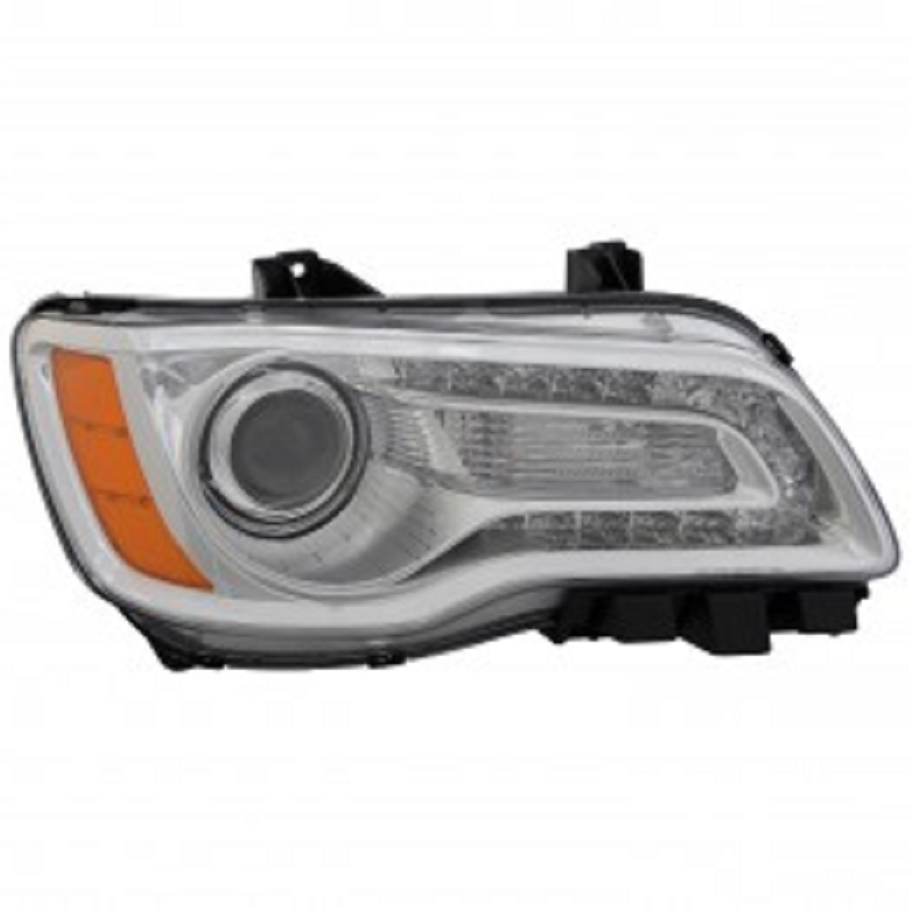 Chrysler 300 / 300C 2011 2012 2013 2014 right passenger headlight