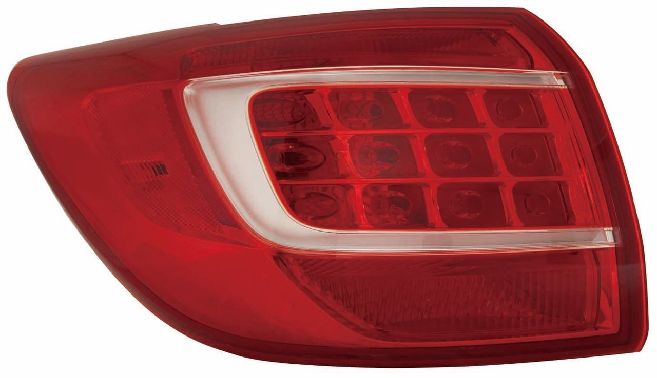Kia Sportage 2011 2012 2013 tail light outer left driver