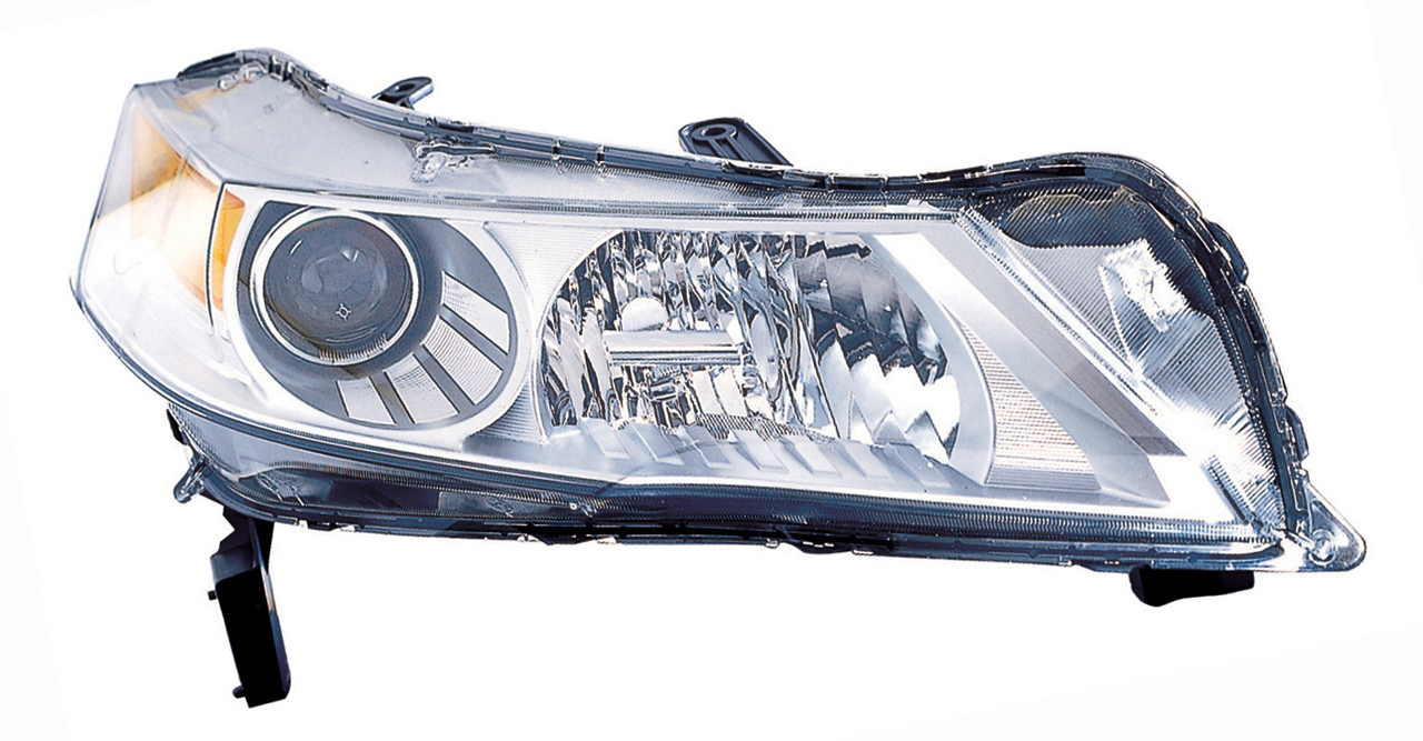 Acura TL 2009 2010 2011 right passenger HID headlight