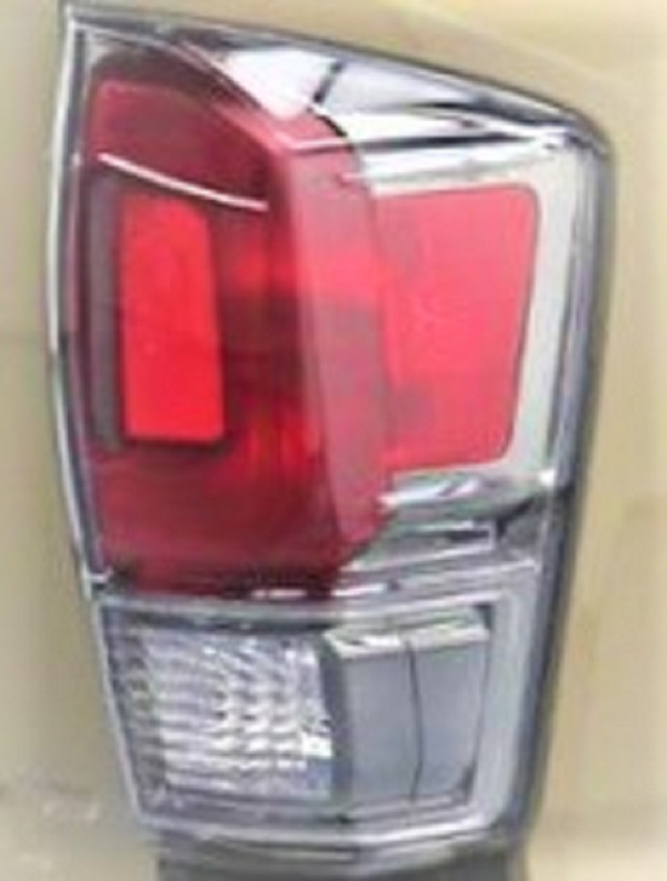 Toyota Tacoma Limited 2016 2017 tail light right passenger