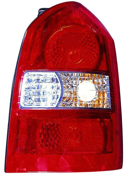 Hyundai Tucson 2005 2006 2007 2008 2009 tail light right passenger