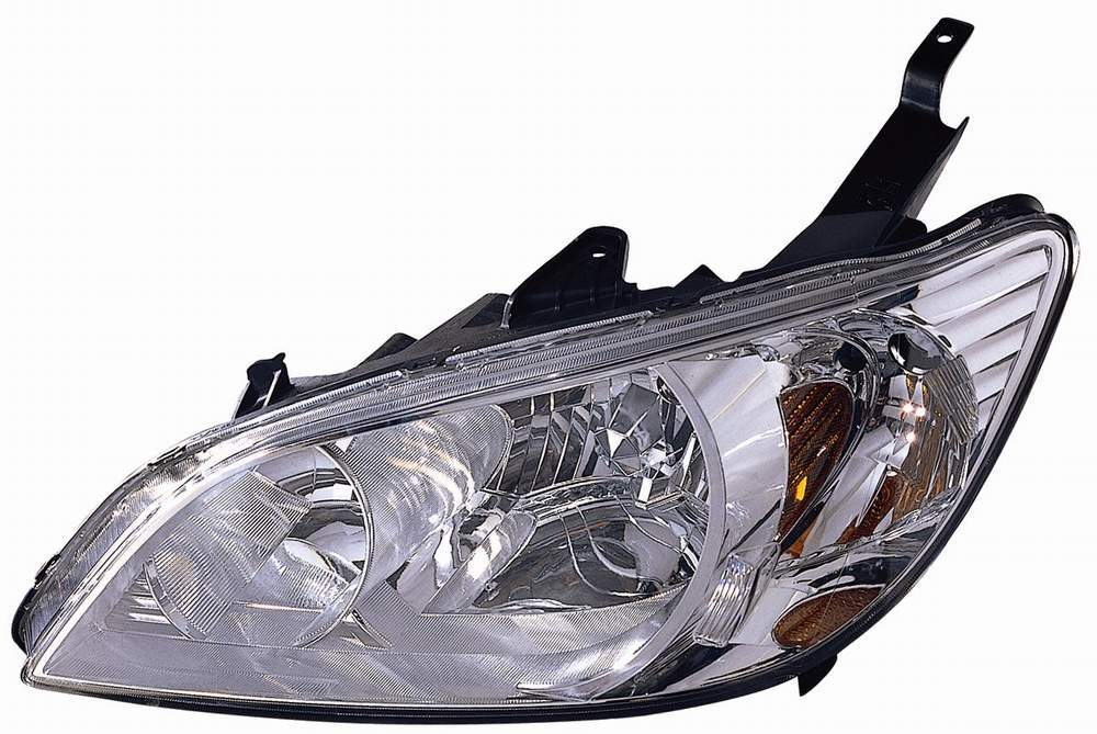 Honda Civic 2004 2005 left driver headlight