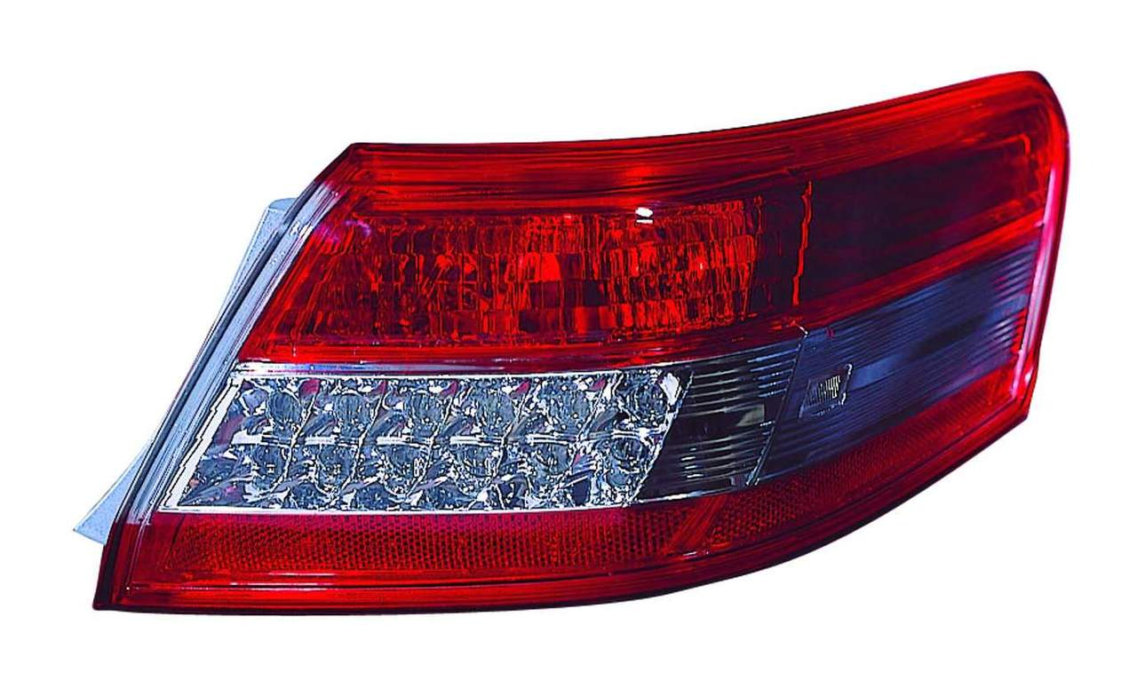 Toyota Camry 2010 2011 tail light right passenger outer