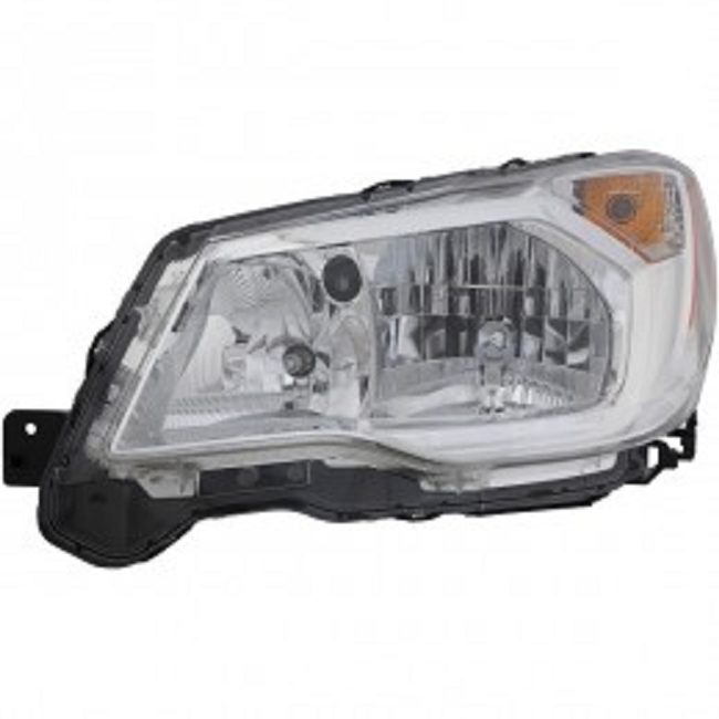 Subaru Forester 2014 2015 2016 left driver headlight