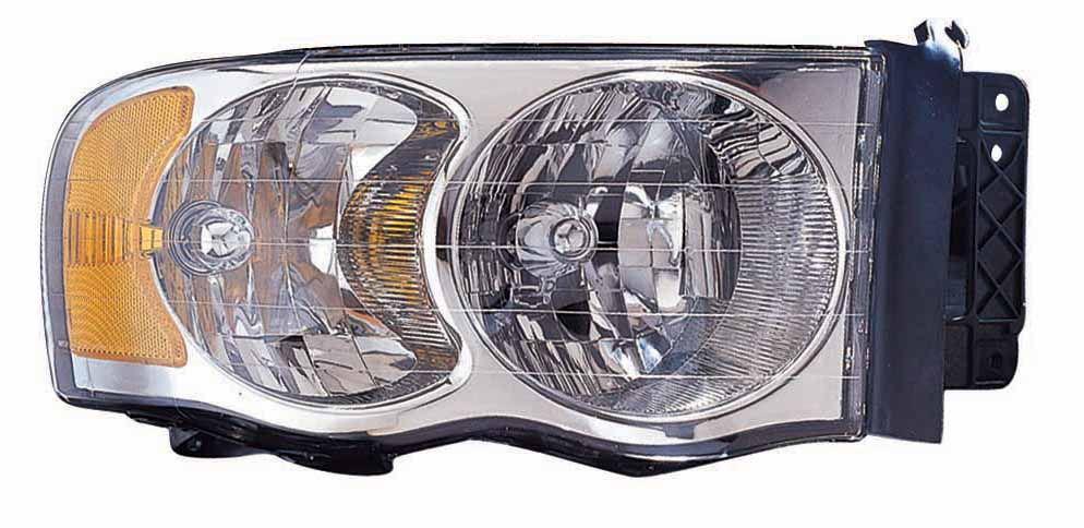 Dodge RAM 1500/2500/3500 2002 2003 2004 2005 right passenger headlight