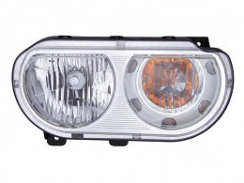 Dodge Challenger 2008 2009 2010 2011 2012 right passenger headlight