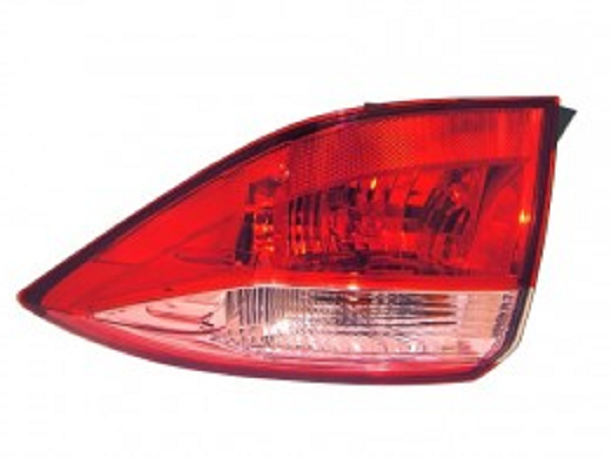 Toyota Corolla sedan 2017 tail light outer left driver