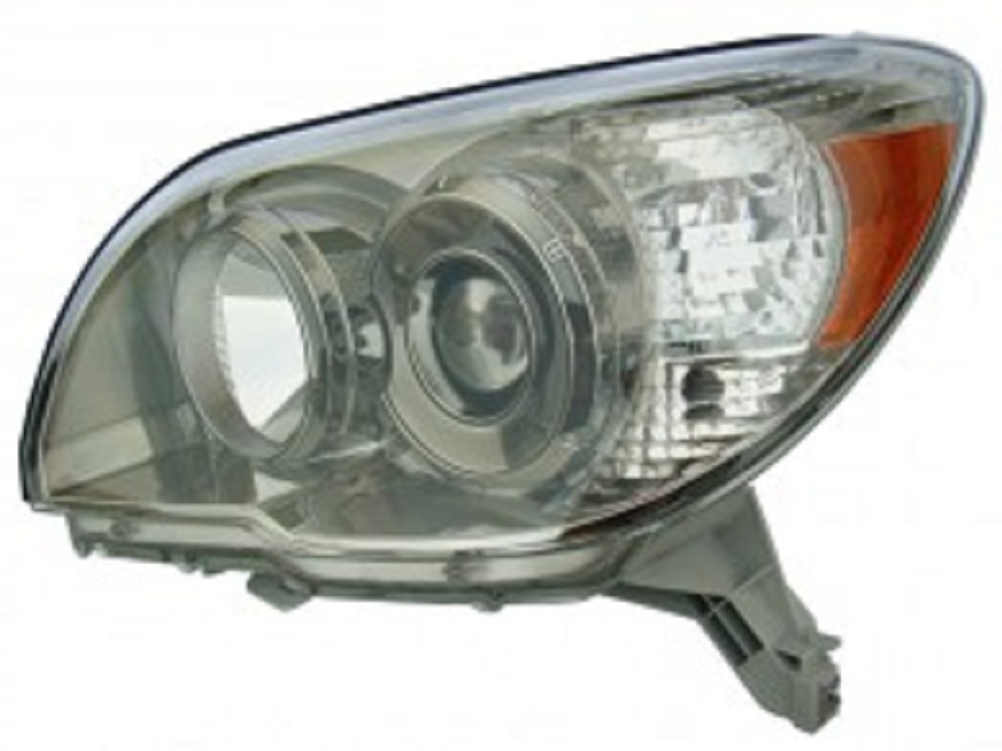 Toyota 4Runner 2006 2007 2008 2009 Sport model left driver headlight