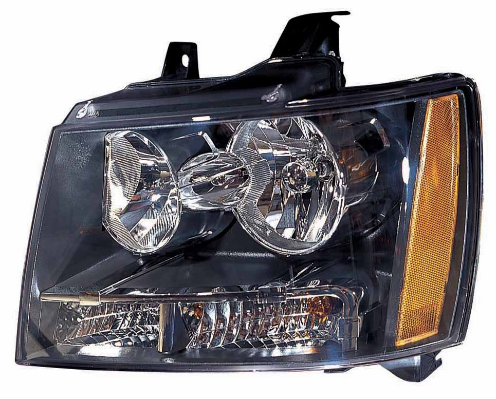 Chevrolet Suburban 2007 2008 2009 2010 left driver headlight