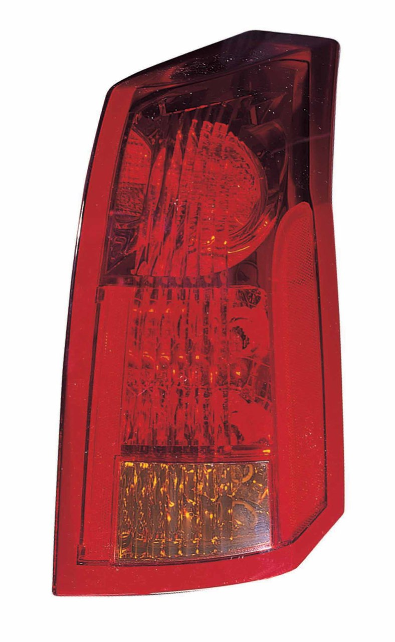 Cadillac CTS 2003 2004 tail light right passenger