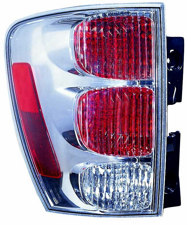 Chevrolet Equinox 2005 2006 2007 2008 2009 tail light left driver
